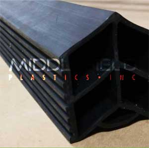 Custom Plastic Extrusions | Middlefield Plastics Inc